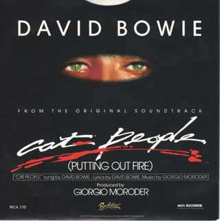 David Bowie - Cat People (Putting Out Fire)