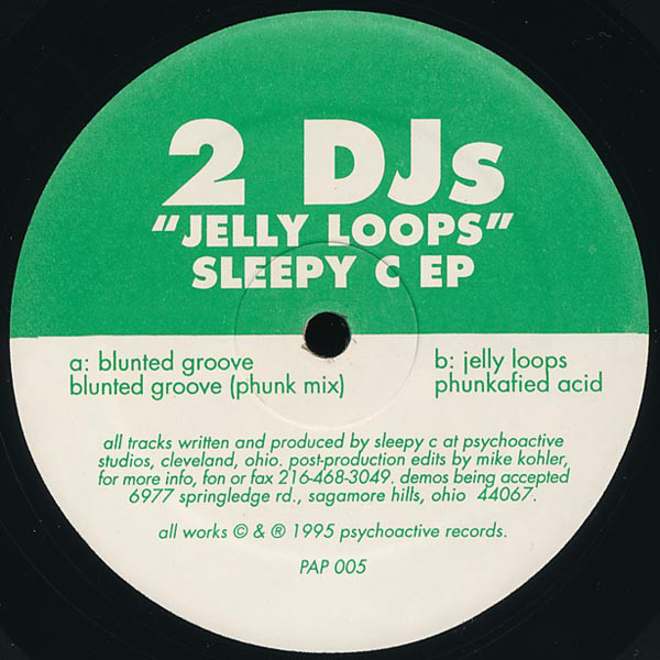Sleepy C - Jelly Loops EP