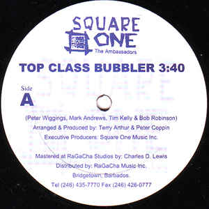 Square One (6) - Top Class Bubbler / Togetherness