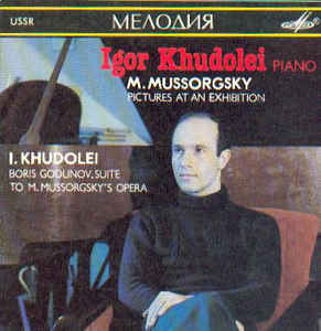 Modest Mussorgsky - Pictures At An Exhibition / Boris Godunov, Suite