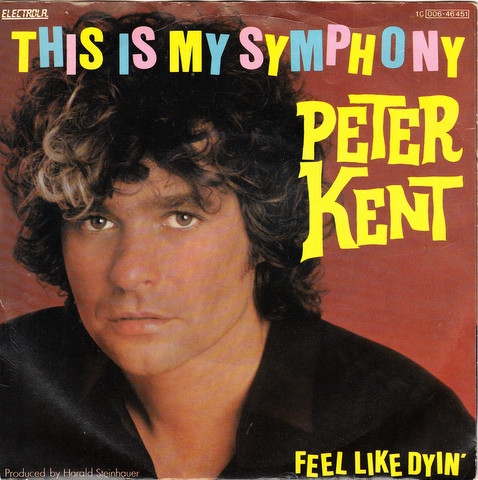 Peter Kent - This Is My Symphony