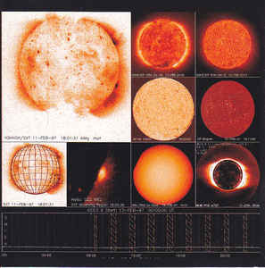 Nocturnal Emissions - Sunspot Activity cover of release
