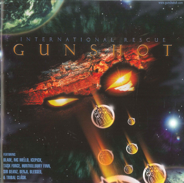 Gunshot - International Rescue