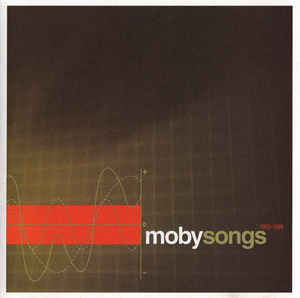 Moby - Songs (1993-1998) cover of release