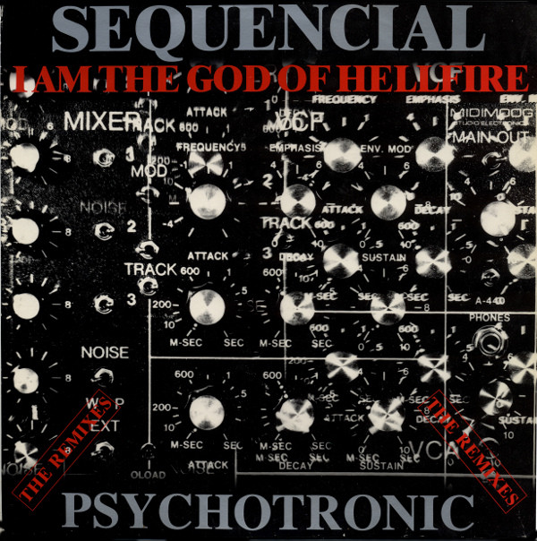 Sequencial - Psychotronic (The Remixes)