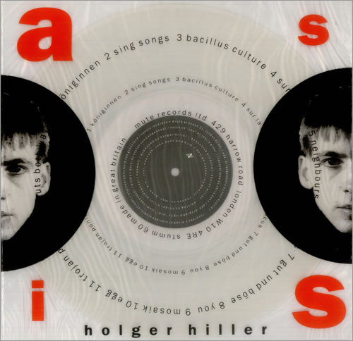 Holger Hiller - As Is
