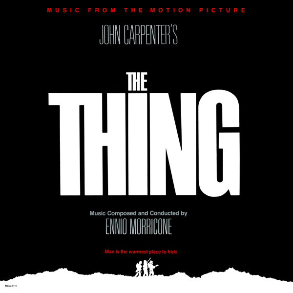 Ennio Morricone - The Thing - Music From The Motion Picture