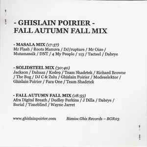 Ghislain Poirier - Fall Autumn Fall Mix