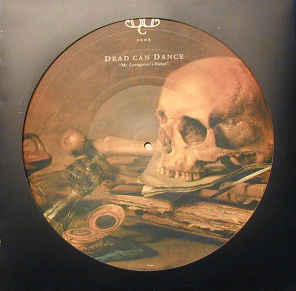 Dead Can Dance - Mr. Lovegrove's Dance LP