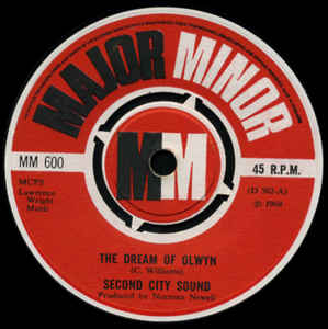 Second City Sound - The Dream Of Olwyn / A Touch Of Velvet A Sting Of Brass