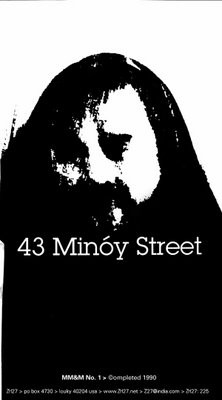 Music, Manifestos And More - 43 Minóy Street