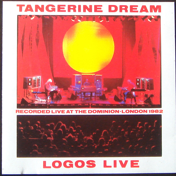 Tangerine Dream - Logos Live