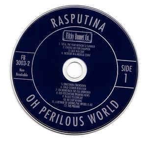 Rasputina - Oh Perilous World