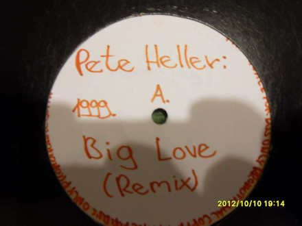 Pete Heller - Big Love (Remix)