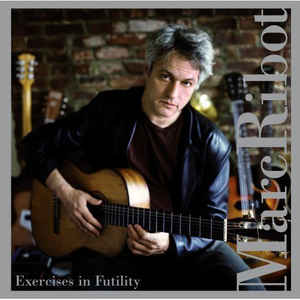Marc Ribot - Exercises In Futility cover of release