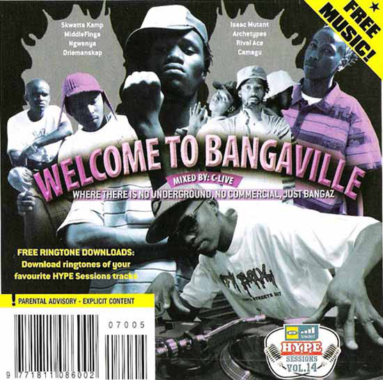 C-Live (2) - Hype Sessions Vol. 14: Welcome To Bangaville