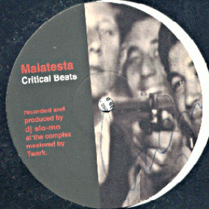Malatesta - Critical Beats