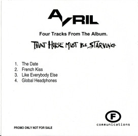 Avril - That Horse Must Be Starving Sampler