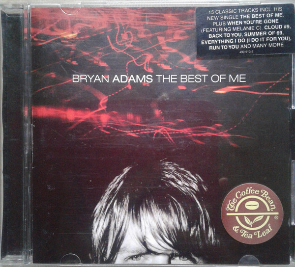 Bryan Adams - The Best Of Me