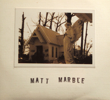 Matt Marble - An Image & It's Dilution