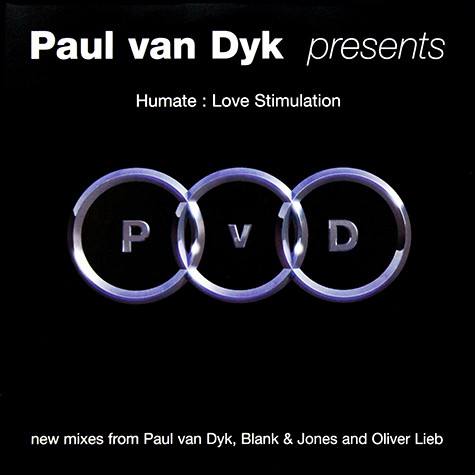 Paul van Dyk - Love Stimulation