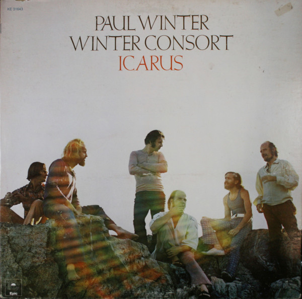 Paul Winter (2) - Icarus