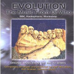 BBC Radiophonic Workshop - Evolution - The Music From Dr Who
