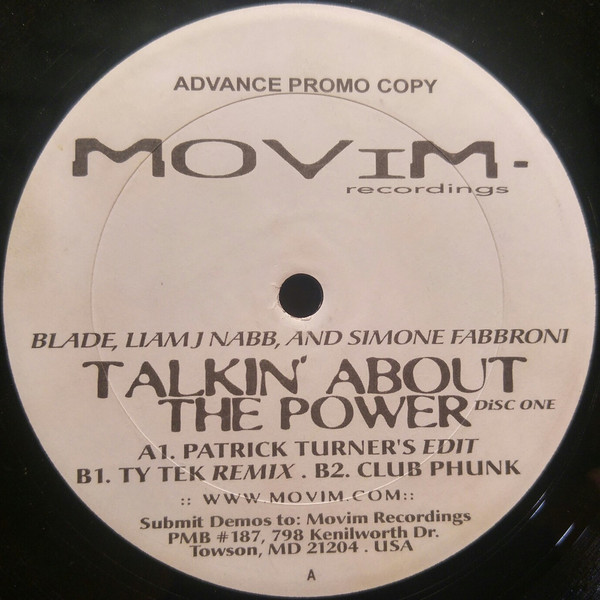 Simone Fabbroni - Talkin' About The Power (Disc One)