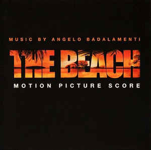 Angelo Badalamenti - The Beach (Motion Picture Score) cover of release