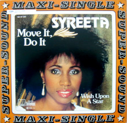 Syreeta - Move It, Do It / Wish Upon A Star