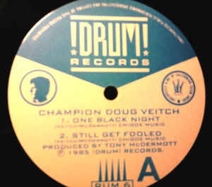 Champion Doug Veitch - One Black Night
