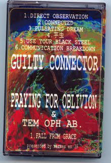 Praying For Oblivion - Guilty Connector / Praying For Oblivion & Tem Oph Ab