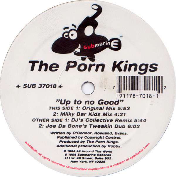 Porn Kings - Up To No Good