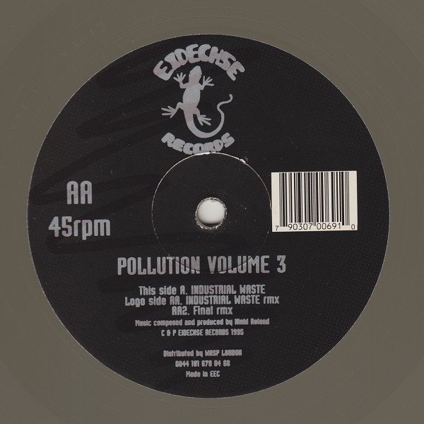 Kinky Roland - Pollution Volume 3