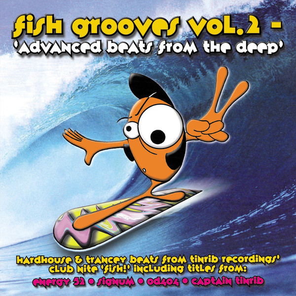 Steve Thomas - Fish Grooves Vol. 2 - Advanced Beats From The Deep