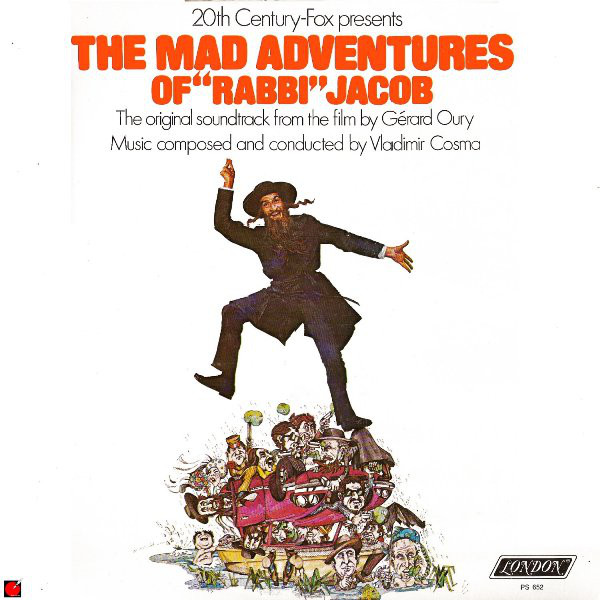 Vladimir Cosma - The Mad Adventures Of
