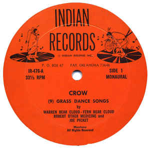 Crow (15) - 19 Crow Songs