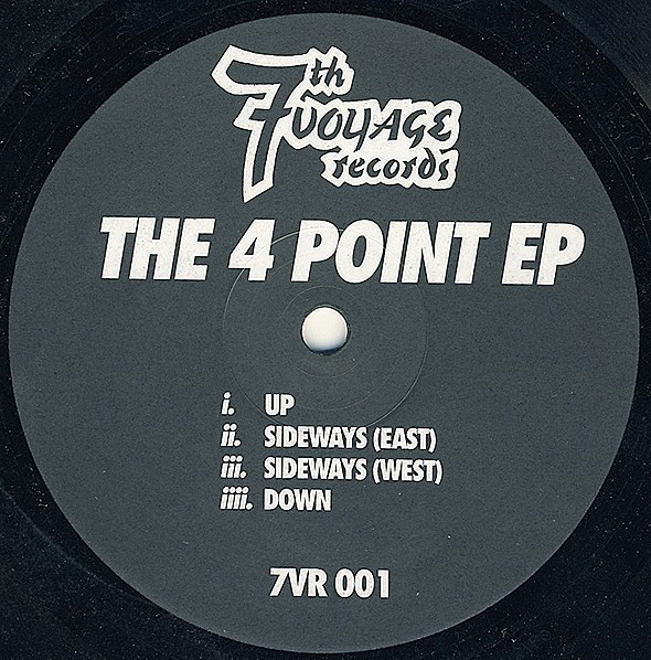 7th Voyage, The - The 4 Point EP