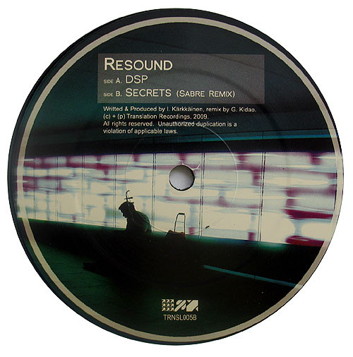 Resound - DSP / Secrets (Sabre Remix)