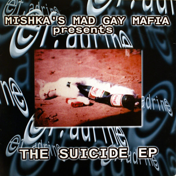Mad Gay Mafia - The Suicide EP