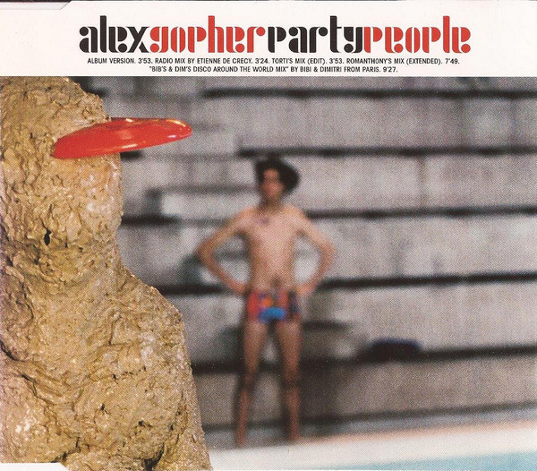 Alex Gopher - Party People
