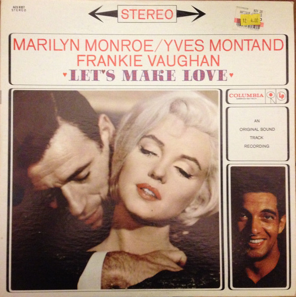 Yves Montand - Let's Make Love