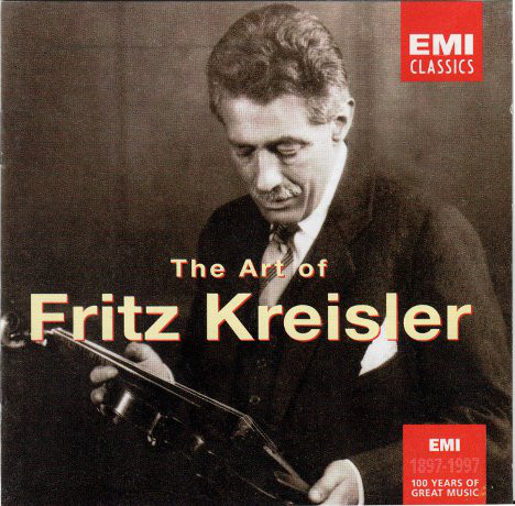 Sir Malcolm Sargent - The Art Of Fritz Kreisler
