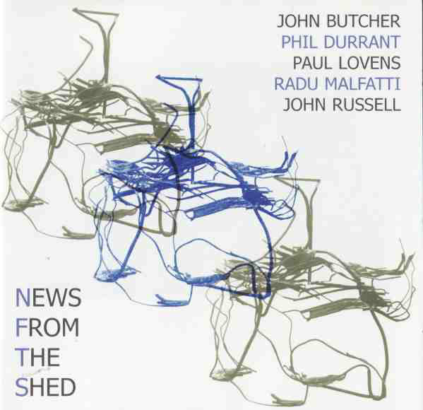 John Butcher - News From The Shed