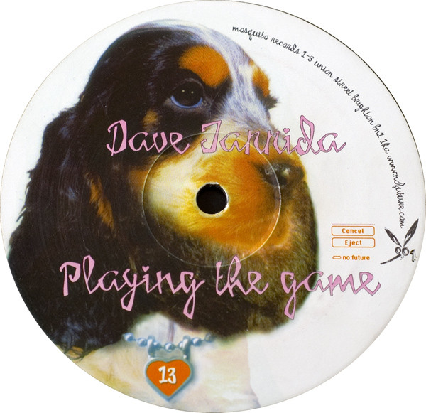 Dave Tarrida - Playing The Game