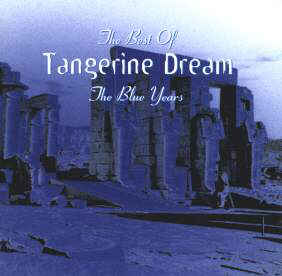 Tangerine Dream - The Best Of Tangerine Dream: The Blue Years cover of release
