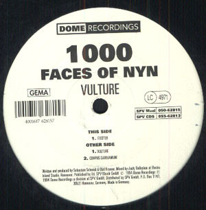 1000 Faces Of Nyn - Vulture
