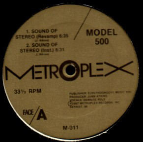 Model 500 - Sound Of Stereo / Off To Battle