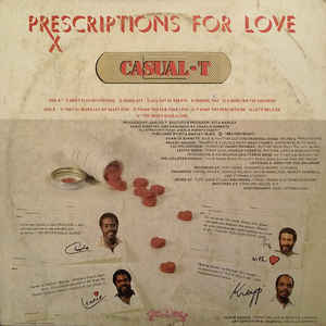 Casual-T (2) - Prescriptions For Love