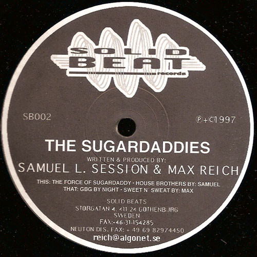 Max Reich - The Sugardaddies
